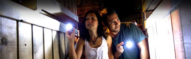 Detectives in the dark